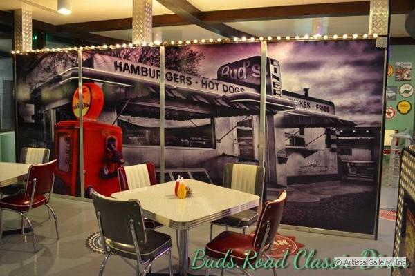 buds_road_classic_diner_mural_wall_1